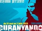 """Festival Cubanyando Toulouse Juin 2013, Salsanewz vous fait gagner albums """"Luchare""""de Mecanica Loca"""