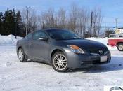 Essai routier complet: Nissan Altima Coupé 2008