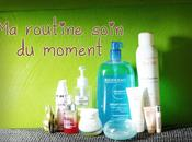 routine soin moment (SAMPAR, AVENE, CLINIQUE, DHC, LIERAC..)