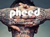 Pheed, réseau social monte
