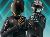 Bandai figurines Daft Punk Japon