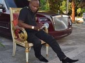 Koffi Olomidé offre Rolls Royce femme!