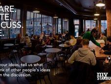 pratique présence Starbucks