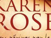 périras Karen Rose