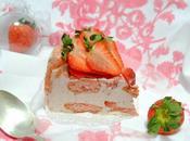 Charlotte fraises pommes (Battle Food fraises)