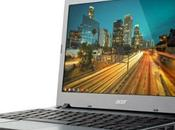 Acer Chromebook disponible