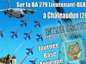 Meeting aérien avec patrouille France Chateaudun