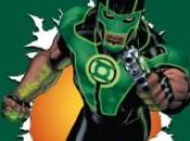 Green lantern saga nouveau green earth