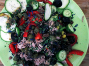 Cuisine fête Restaurations salade composée