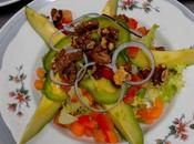 Salade caroussel