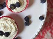 Blueberry Cupcakes…