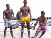 PHOTO Cristiano Ronaldo Miami s'exhibe yacht