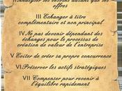 règles d'or pour échanger entre entreprises