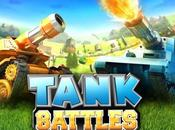 Tank Battles arrive votre iPhone...
