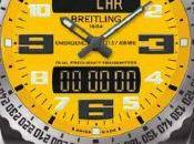 Breitling Emergency montre émet satellites