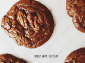Outrageous chocolate cookies noix pécan (Martha Stewart)