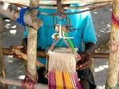 kente kenté Ghana, étoffe royale.