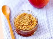 Crumble Pomme Caramel Spéculoos
