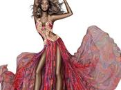 Beyoncé Salement retouchée photo Roberto Cavalli