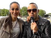 Kenza Farah Lucenzo Obsesion (Interview Tropical Family)