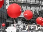 Retour opération Street Marketing #brera 2006