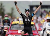 Tour Christopher Froome imite Lance Armstrong