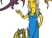 Game Thrones façon Simpsons