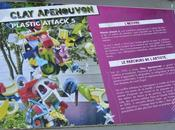 Land-Art Clay Apenouvon Plastic attack