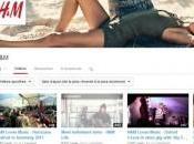 H&M; stratégie communication réseaux sociaux