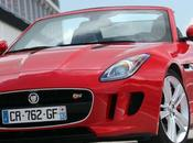 E-TV Sport bord Jaguar F-TYPE