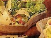 Salade fromages