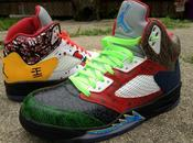 Jordan What The? Custom DeJesus
