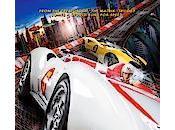 Speed Racer plein spots
