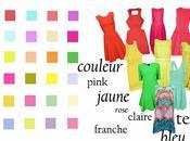 Indispensable dans votre valise l'été petite robe couleur