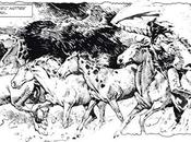 Chaman, légendes indiennes Serpieri