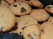 Cookies pépites chocolat beurre cacahuète