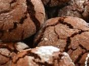 Biscuits craquelés chocolat version Thermomix)