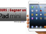Concours Gagnez iPad Mini