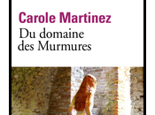 domaine Murmures Carole Martinez