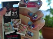 easy nailart Bourjois Pshiiit test 2h30 chrono