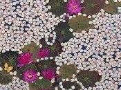Quand japonais rend hommage nymphéas Monet