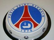 Gâteau pour foot