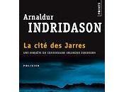cité jarres Arnaldur Indridason