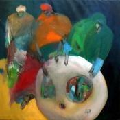 peinture africaine siècle jours