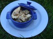 Filet poulet creme moutardee