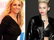 Briney Spears sera présente l'album Miley Cyrus