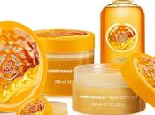Body Shop lance Honeymania