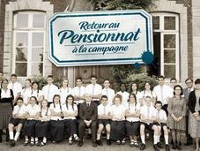 lance Tweet Dictées pour retour Pensionnat