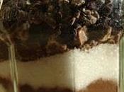 Gâteau chocolat dans bocal