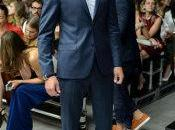 Alexander Skarsgard Fashion Week